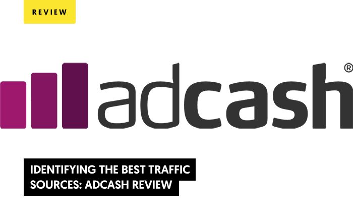 Identifying the Best Traffic Sources: Adcash Review
